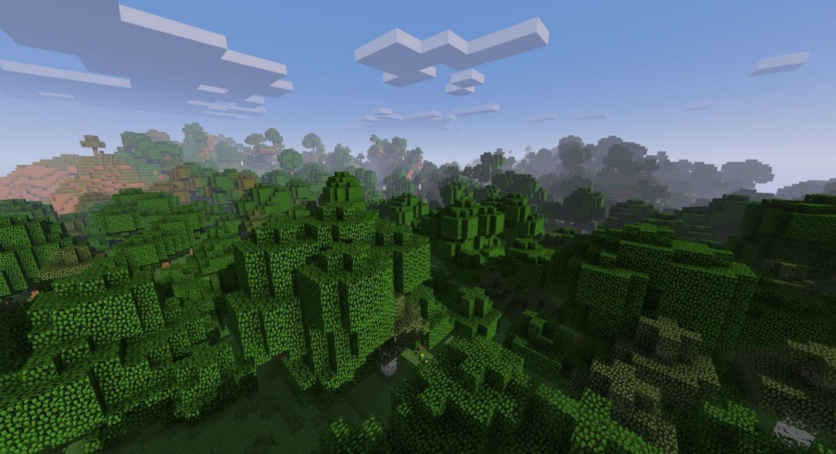 Simplicissimus Shader : Biome Jungle