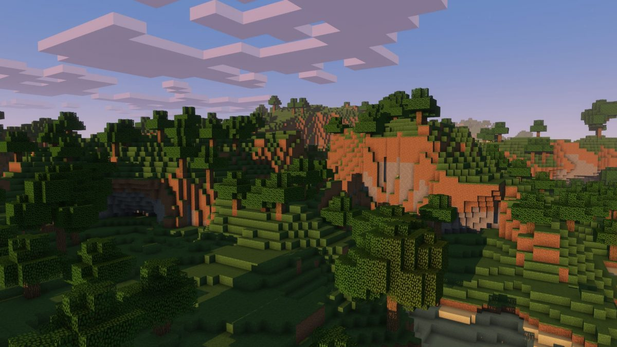 Simplicissimus Shader : Biome montagne