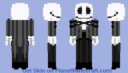 Skin Minecraft de Mr Jack