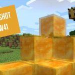 Minecraft 1.15 : Snapshot 19w41a : Blocs de miel