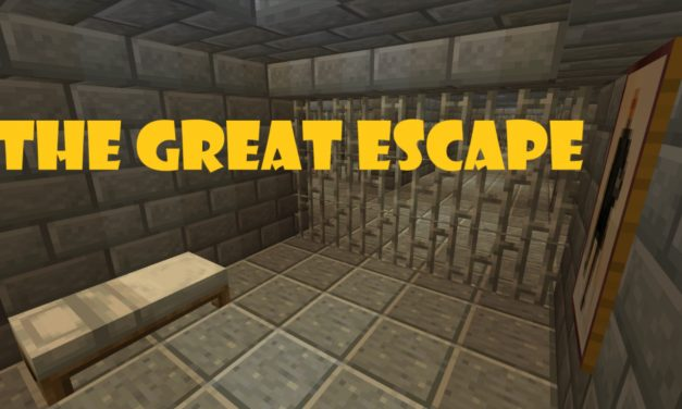 [Map] The Great Escape ! – 1.14.4