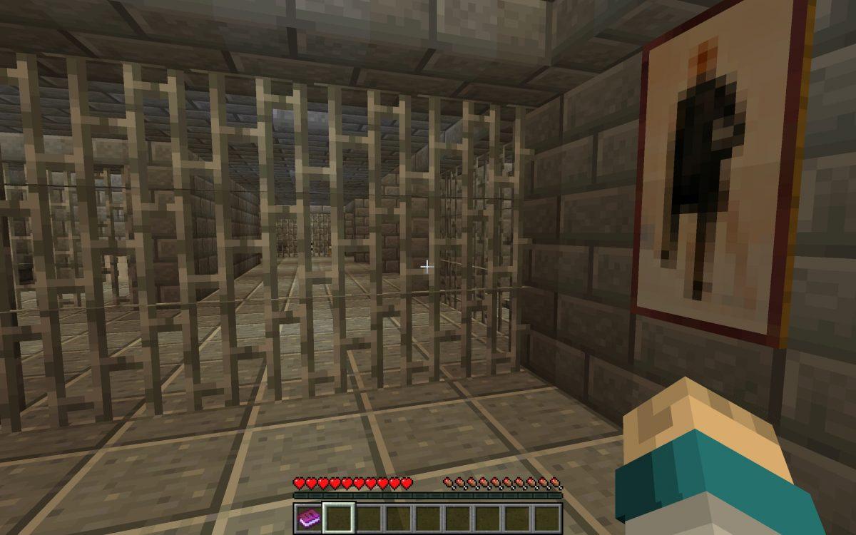 The Great Escape : La cellule dans laquelle vous commencez (fouillez bien partout !)