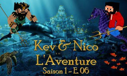 La temple enfoui : une aventure de kevkevko