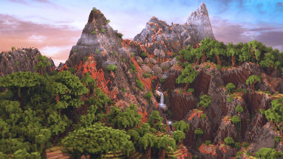 Ankharak - À la poursuite de Seth : une montagne
