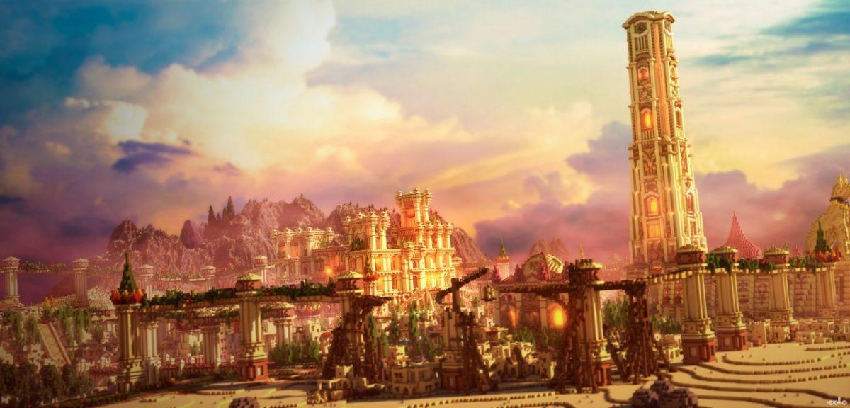 Ankharak - À la poursuite de Seth : le soleil sur la tour