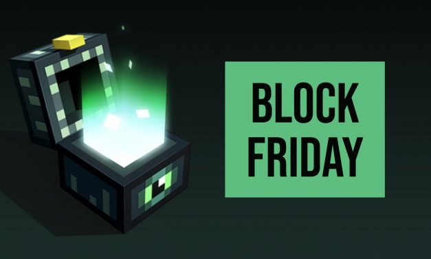Block Friday : Le Black Friday sur le marketplace de Minecraft