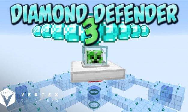 [Map] Diamond Defender 3 – 1.14.4