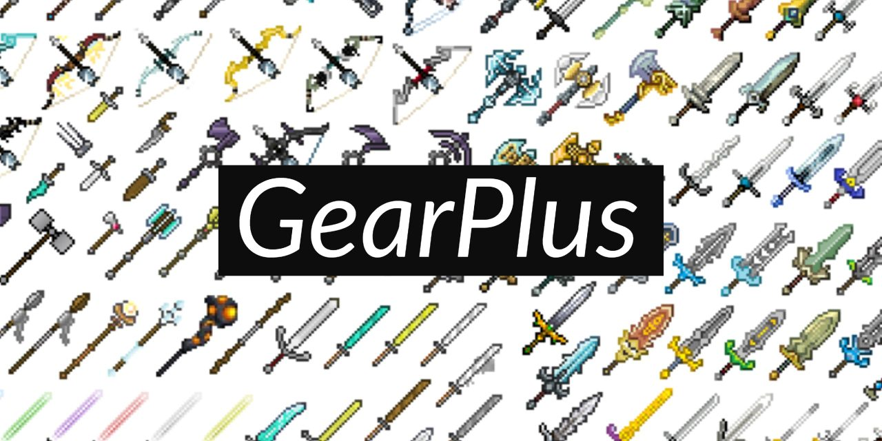 [Pack de Textures] Gearplus – 1.12, 1.13, 1.14 et 1.15