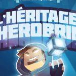 L'héritage de Herobrine – Livre Enigme / Aventure Minecraft