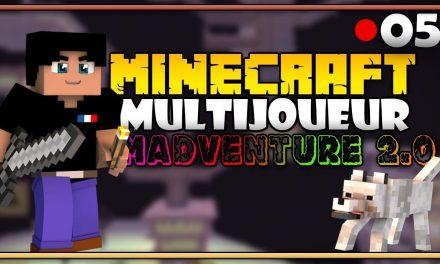 Madventure 2.0 : Les villes de l'End avec Lydead et MColo