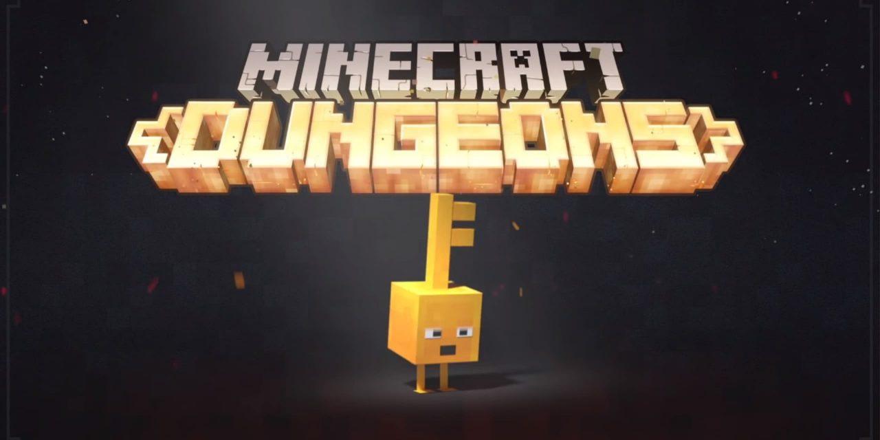 Date de sortie de Minecraft Dungeons : Avril 2020