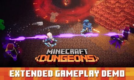 Minecraft Dungeons : Longue session de Gameplay