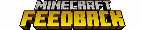 Minecraft feedback