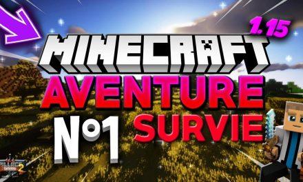 Minecraft 1.15 | Pillage Défense ! Aventure Survie Vanilla Multijoueur