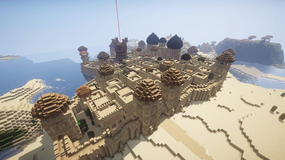 The Realm of Midgard : la ville de al'Treide
