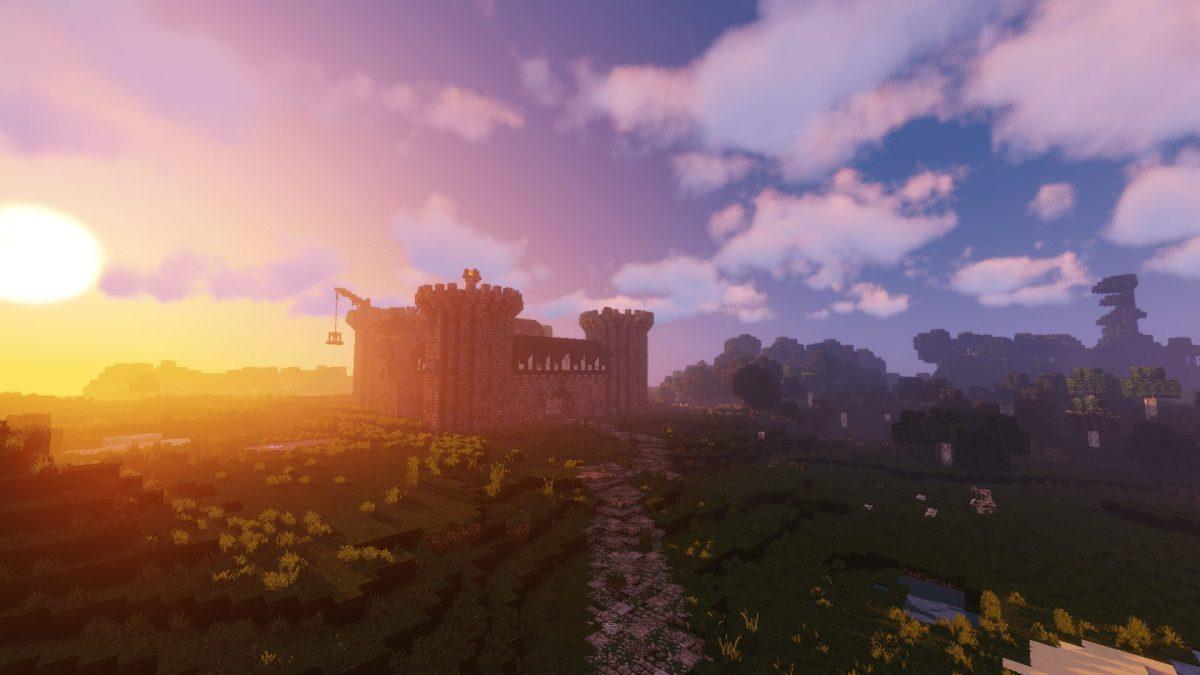 The Realm of Midgard : chateau de Battleborn