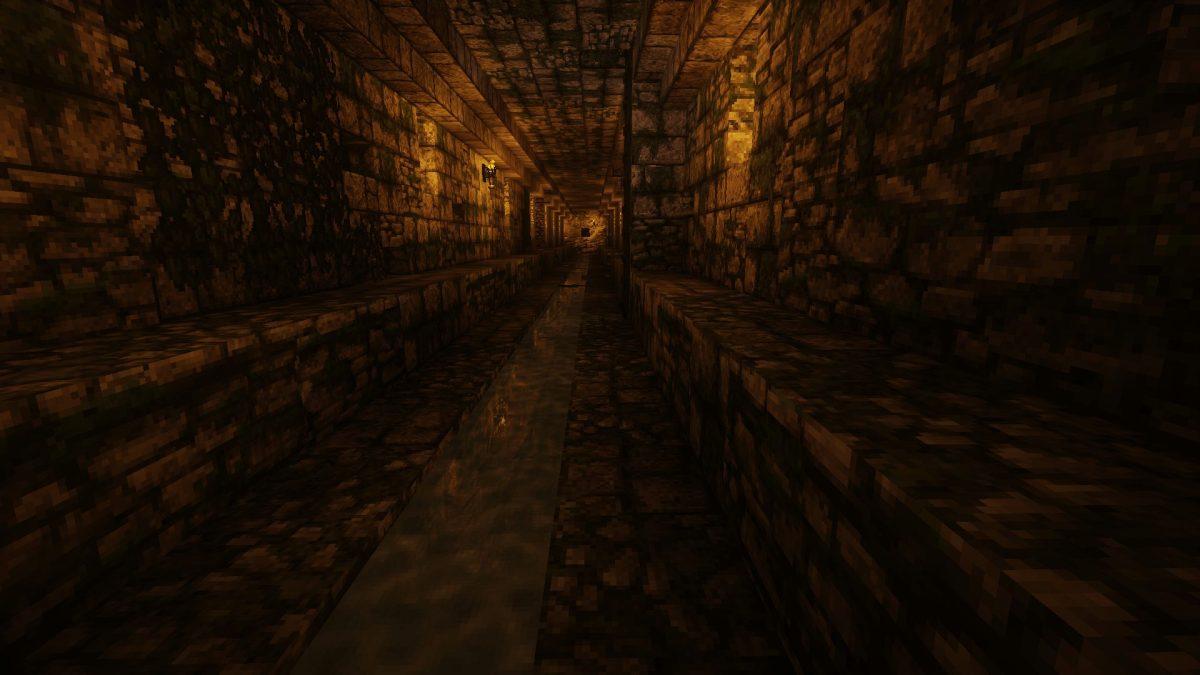 The Realm of Midgard : les égouts de Port Bloodsand