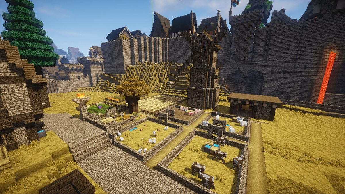 The Realm of Midgard : la ferme de Ballymanus