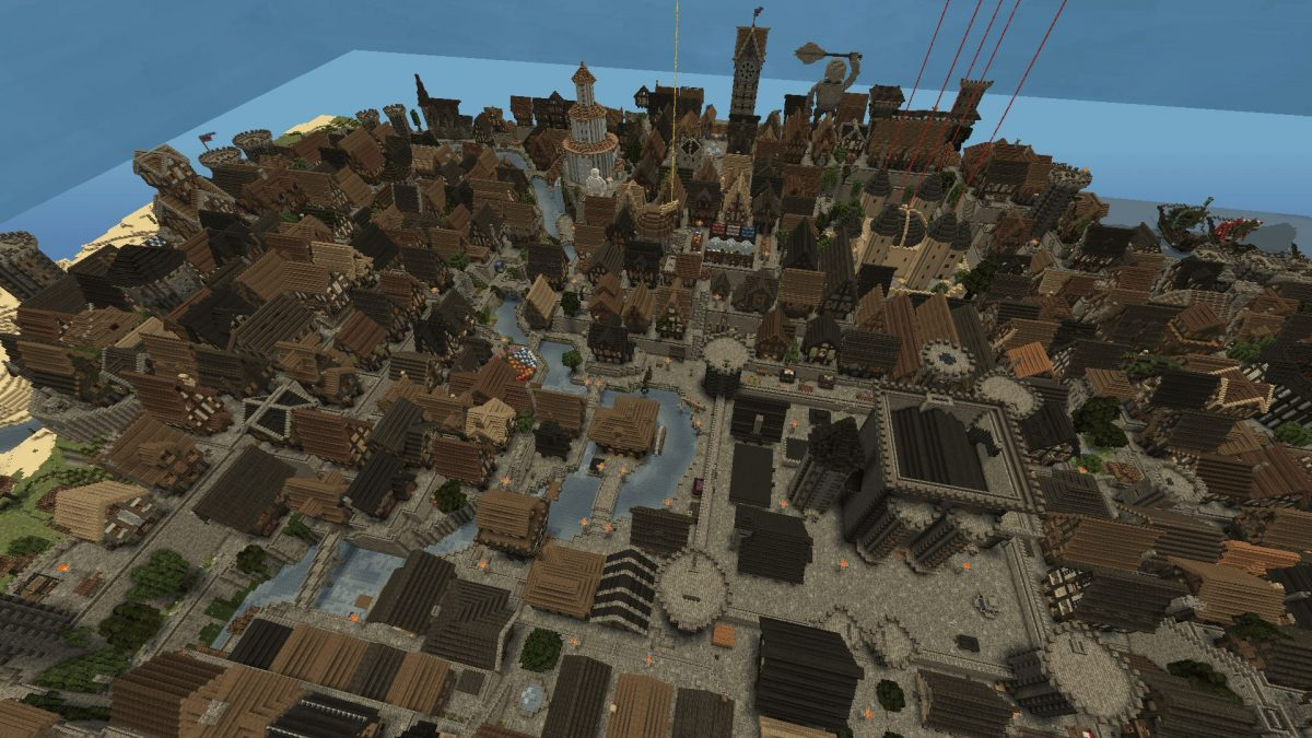 The Realm of Midgard : la ville de Seven Hills