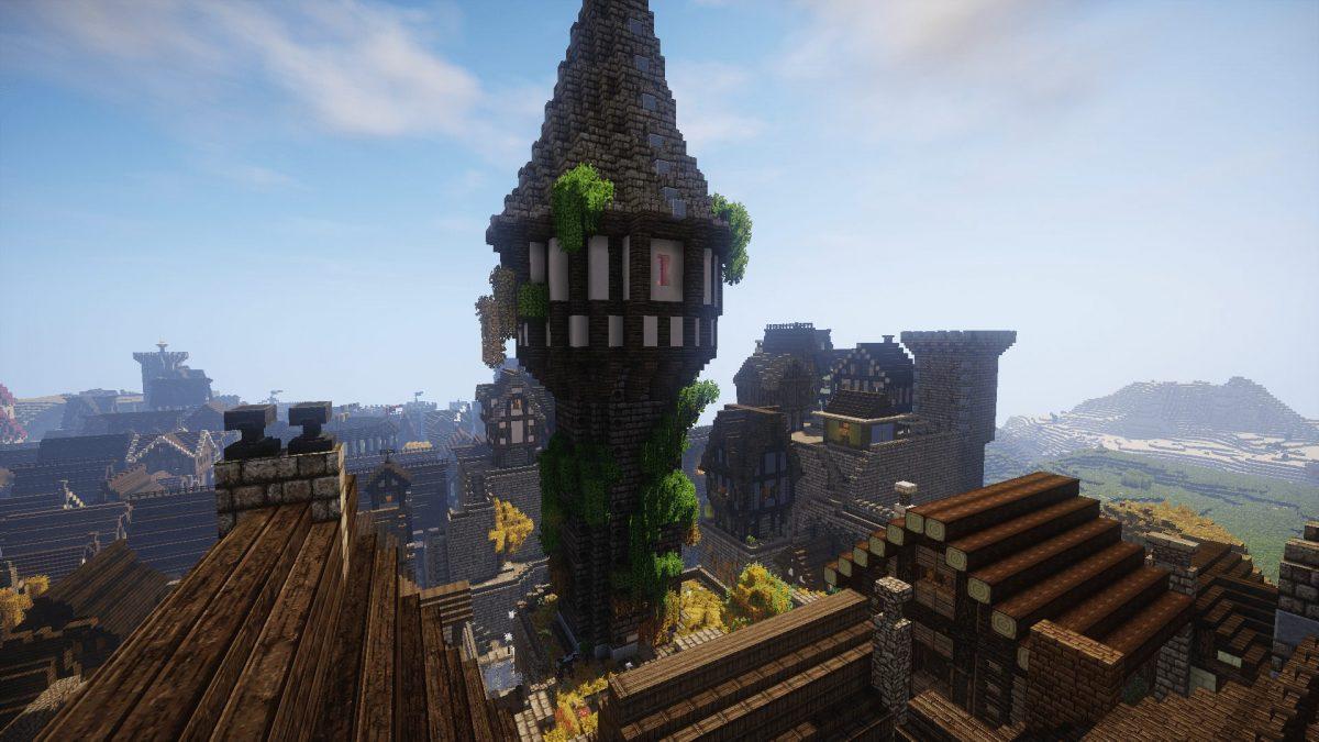 The Realm of Midgard : La tour de Morgan Le Fay