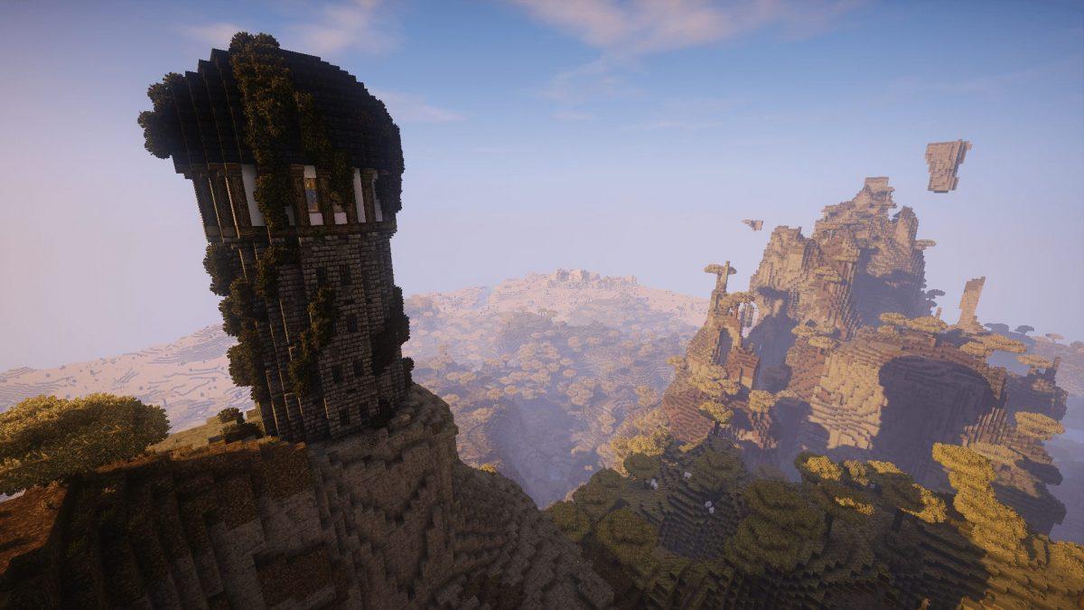 The Realm of Midgard : la tour de Nissus