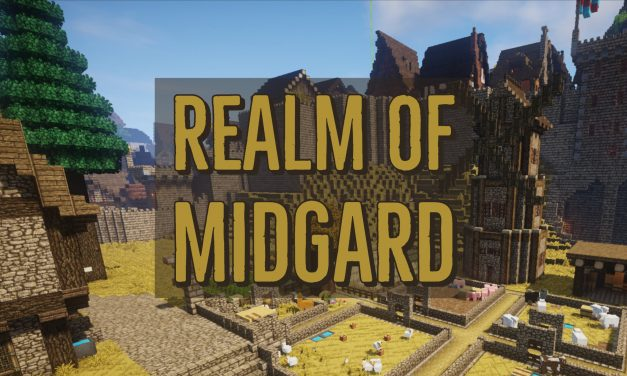 [Map] The Realm of Midgard – 1.12 → 1.14