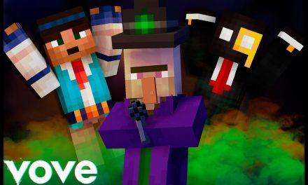 Y en a marre d'Halloween (Musique Minecraft)