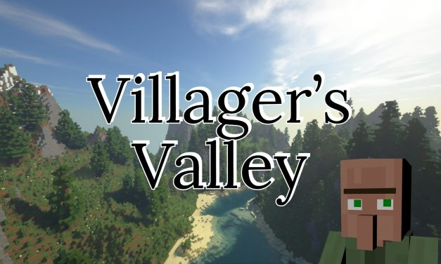 [Map] Villager's Valley – 1.12 → 1.14