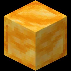 Un bloc de miel