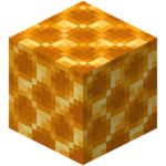 Un bloc de rayon de miel