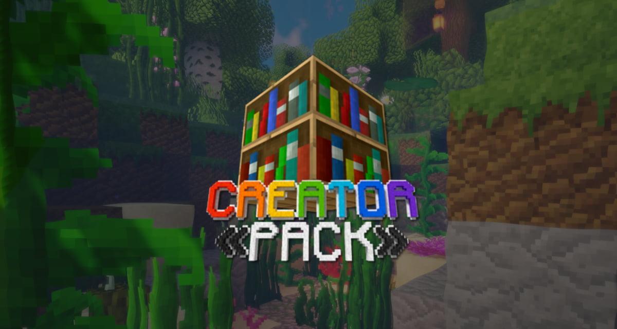 [Pack de Textures] Creator Pack – 1.14 → 1.16