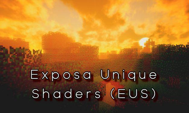 Exposa Unique Shaders – EUS