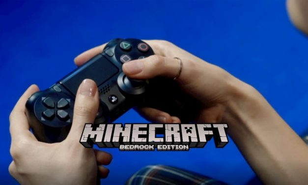 Minecraft Bedrock Edition arrive sur PS4