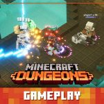 Minecraft Dungeons Diaries : Gameplay