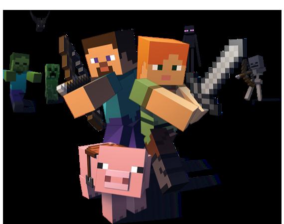 Minecraft combat joueurs