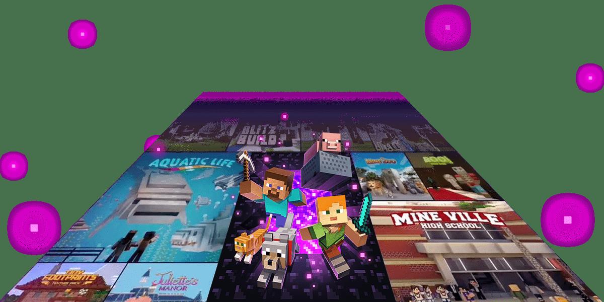 Minecraft Realm Plus