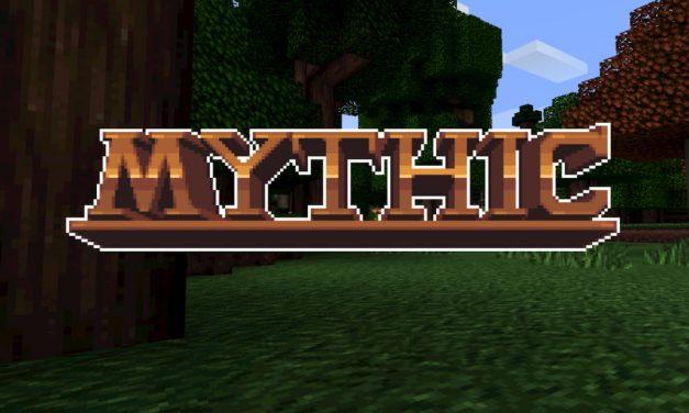 [Pack de Textures] Mythic – 1.14 → 1.16