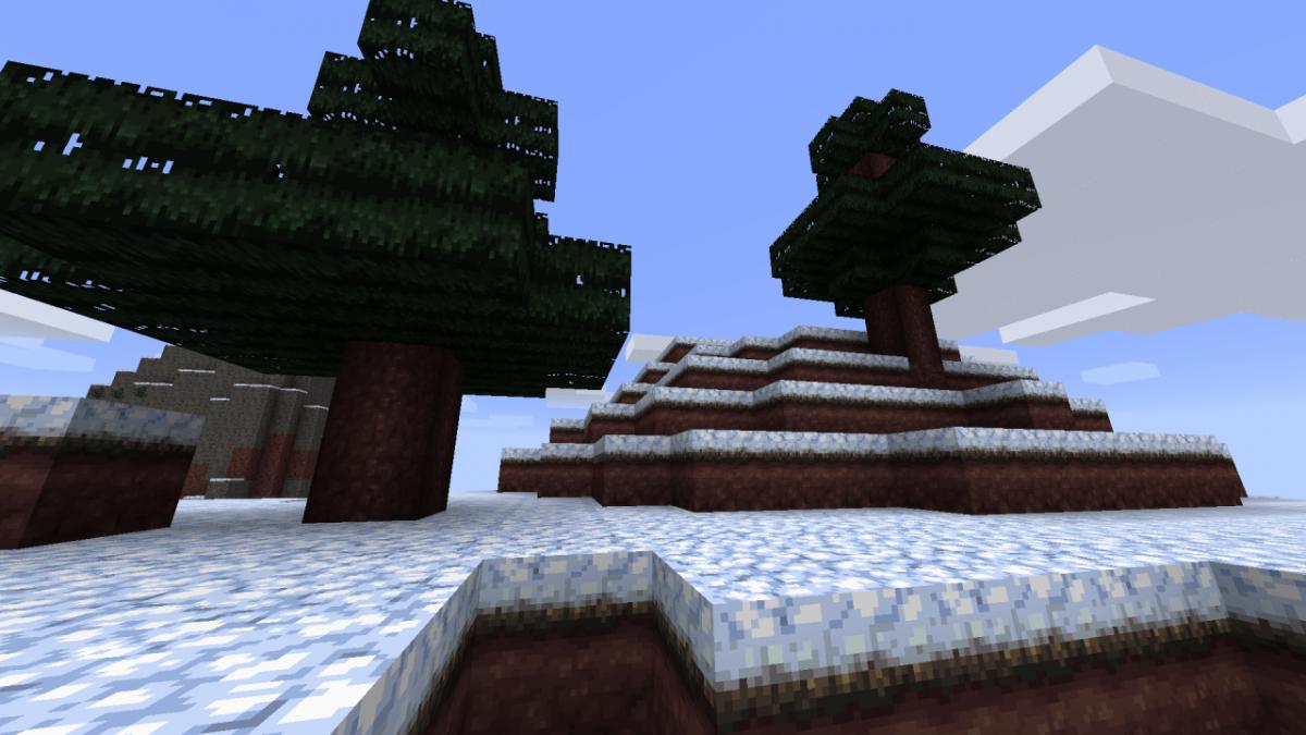 Pack de Textures Mythic : dans la neige