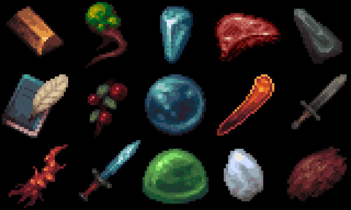 Pack de Textures Mythic : des objets