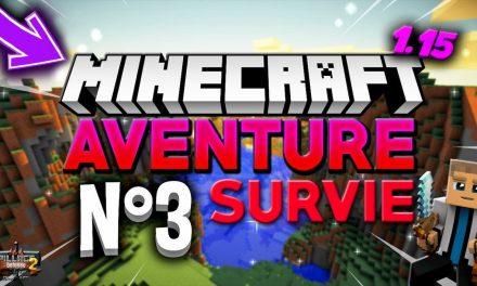 Minecraft 1.15 | Pillage Défense – Aventure Survie Vanilla Multijoueur – Ep3