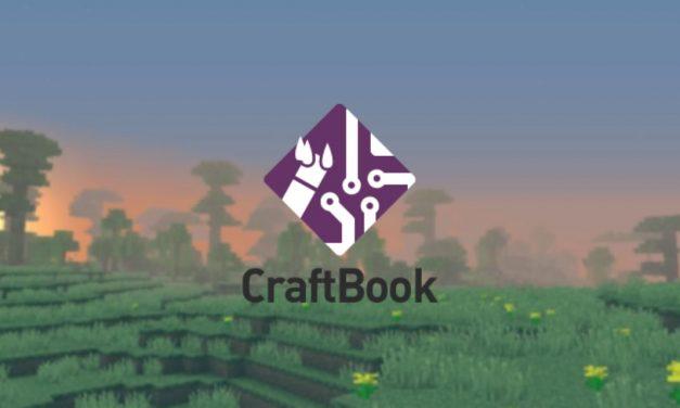 [Plugin] Craftbook – 1.7 → 1.15 : de nouvelles mécaniques pour vos serveurs !