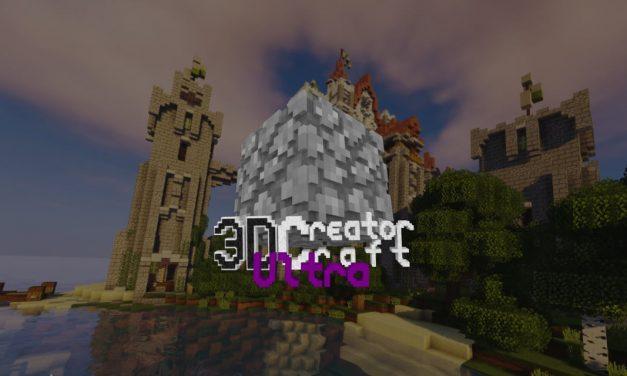 [Pack de Textures] CreatorCraft 3D – 1.9 → 1.15