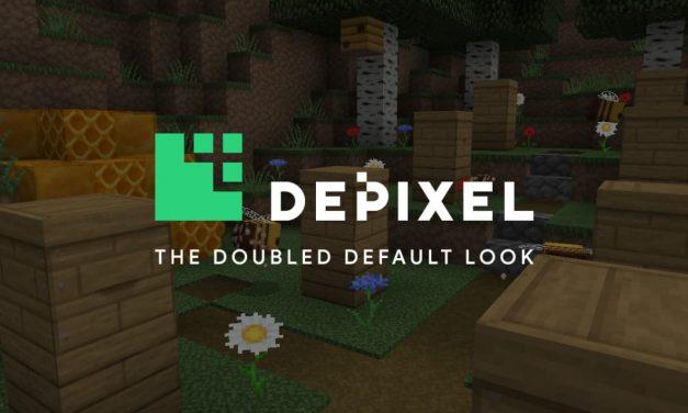 [Pack de Textures] Depixel – 1.14 → 1.16