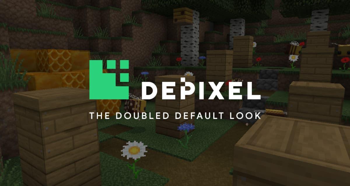 [Pack de Textures] Depixel – 1.14 → 1.15