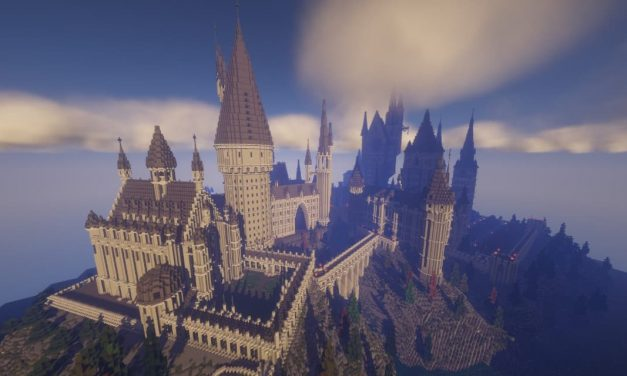 Une MAP Harry Potter RP sur Minecraft