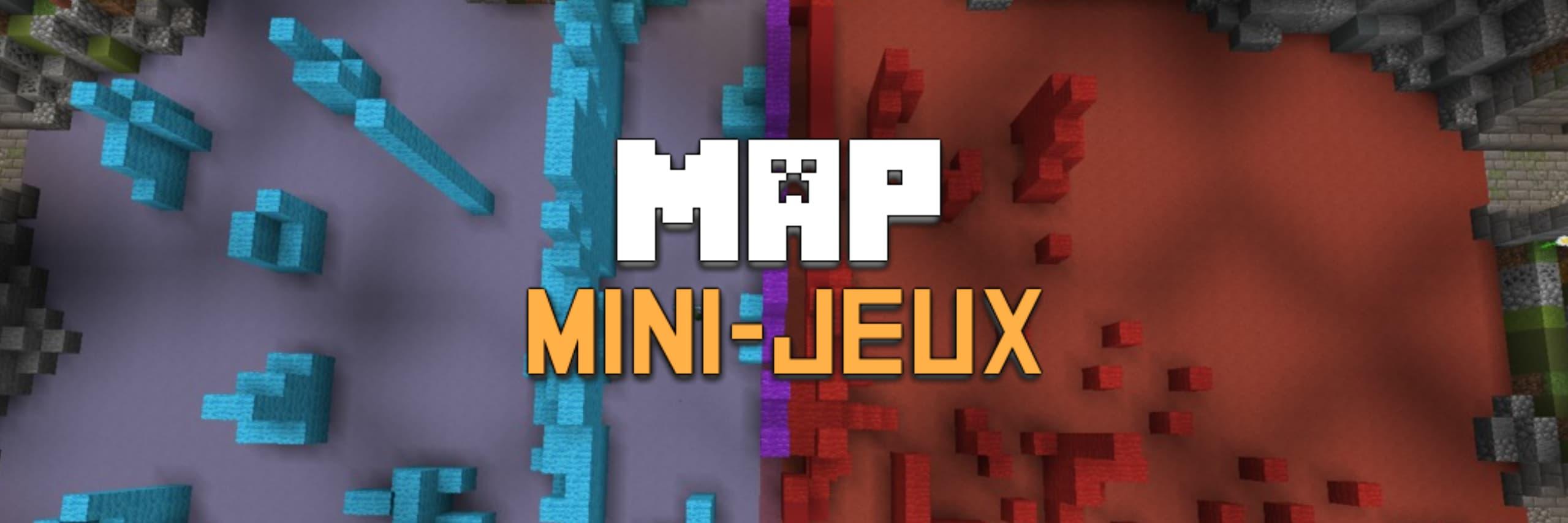 mini jeux minecraft