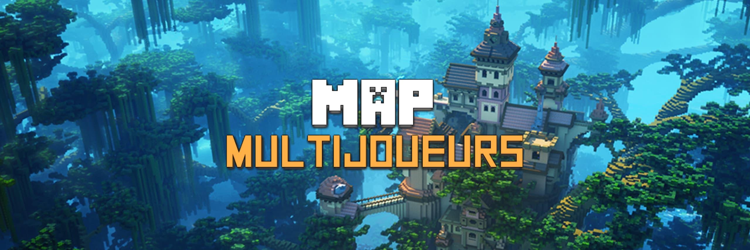 map minecraft multijoueurs