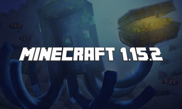 MISE À JOUR : MINECRAFT 1.15.2