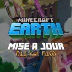 Minecraft Earth : Mise à jour R11 (et R10)