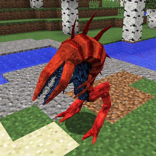 Krake créature aberrante Lycanites Mobs